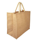 Robić zakupy Wyplatającą torbę XXL Obraz Stock