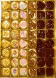 Robić czekoladzie w domu Obraz Royalty Free