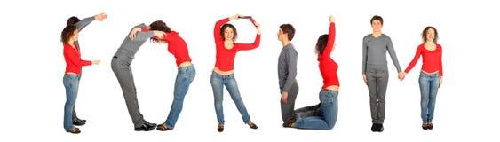 robi kobiety target1605_0_ potomstwa kolażu forum mężczyzna Obrazy Royalty Free