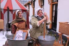 robić pralni Obrazy Royalty Free