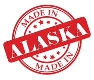 Robić w Alaska znaczku Ilustracja Wektor