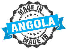 Robić w Angola foce Fotografia Stock