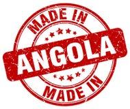 robić w Angola znaczku Obraz Stock