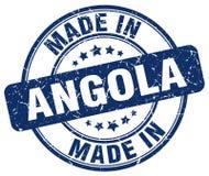 robić w Angola znaczku Zdjęcia Royalty Free