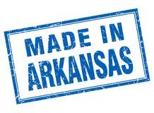 Robić w Arkansas znaczku ilustracji