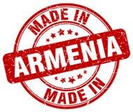 robić w Armenia znaczku ilustracji