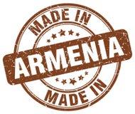robić w Armenia znaczku royalty ilustracja