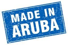 robić w Aruba znaczku royalty ilustracja