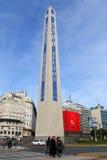 Robi życzeniu w Buenos Aires Obrazy Stock
