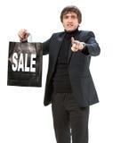 Robić zakupy Zdjęcie Stock
