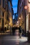 Robić zakupy w Lucca obrazy stock