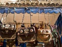 Robić zakupy w Maroko Zdjęcia Stock