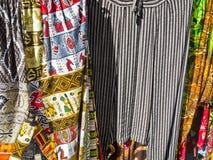 Robić zakupy w Maroko Fotografia Stock