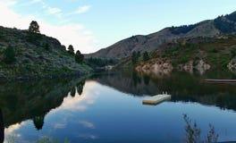 Robie Creek Lizenzfreies Stockbild