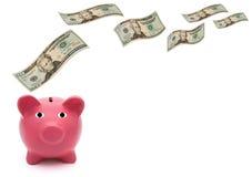 Robienie Pieniądze fotografia stock