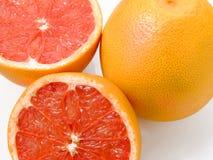 Robijnrode grapefruit Stock Foto