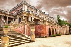 Queluz National Palace Stock Photo