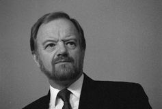 Robin Cook Labour MP 1993 Royalty Free Stock Photo