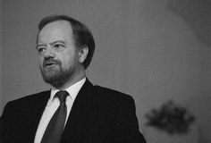 Robin Cook-MP 1993 Stock Foto