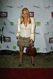 Robin Hibbard στο κόμμα περικαλυμμάτων εβδομάδας μόδας της Meghan. Cabana λέσχη, Hollywood, ΠΕΡΙΠΟΥ 10-21-05 Στοκ Εικόνα