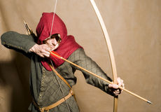 Robin Hood royalty free stock photos