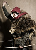 Robin Hood fotografie stock