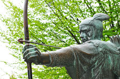 Robin Hood fotografia stock libera da diritti