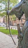 Robin Hood Arkivfoto