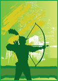 Robin Hood Stock Photo