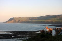 Robin Hood Bay Royalty Free Stock Images