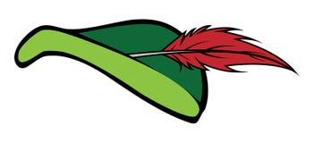 Robin Hood GLB royalty-vrije illustratie