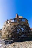 Robin hood's bay. A lovely stone building in robin hood's bay Stock Image