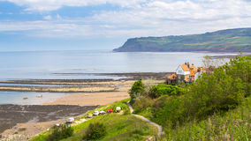 Robin Hood's Bay Yorkshire England Stock Images
