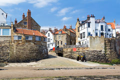 Robin Hood's Bay Yorkshire England Royalty Free Stock Photos