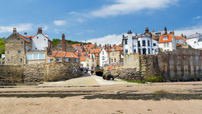 Robin Hood's Bay Yorkshire England Royalty Free Stock Images