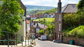 Robin Hood's Bay Yorkshire England Stock Photo