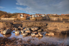 Robin Hoods Bay Royalty Free Stock Photography