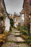 Robin Hoods Bay. A small seaside village on the North Yorkshire Coast England stock photography
