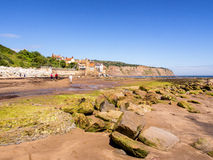 Robin hoods bay Royalty Free Stock Image