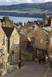 Robin Hoods Bay - Yorkshire Coast - England Stock Photography