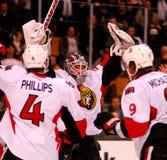 Robin Lehner Ottawa Senators Royalty Free Stock Images