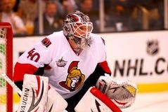Robin Lehner Ottawa Senators Royalty Free Stock Image