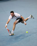 Robin Soderling (SWE) at BNP Masters 2009 Stock Photography