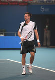 Robin Soderling of Sweden, tennis star Stock Photo