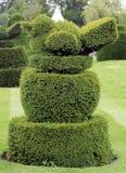 Robin topiary Στοκ φωτογραφία με δικαίωμα ελεύθερης χρήσης