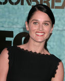 Robin Tunney,Donovan Royalty Free Stock Images