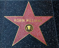 Robin Williams Stock Image