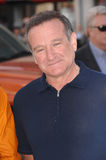 Robin Williams. At the world premiere of his new movie Happy Feet at the Grauman's Chinese Theatre, Hollywood. November 12, 2006  Los Angeles, CA Picture: Paul Royalty Free Stock Images