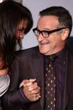 Robin Williams Fotos de archivo libres de regalías