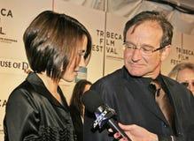 Robin Williams Royalty-vrije Stock Foto